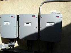 18 kwh Electrical Inverter Install