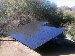 3.5 kwh Residential Ground Mount