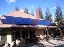6.7 kwh rooftop solar system