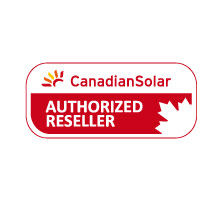 Canadian Solar Authorized Reseller logo