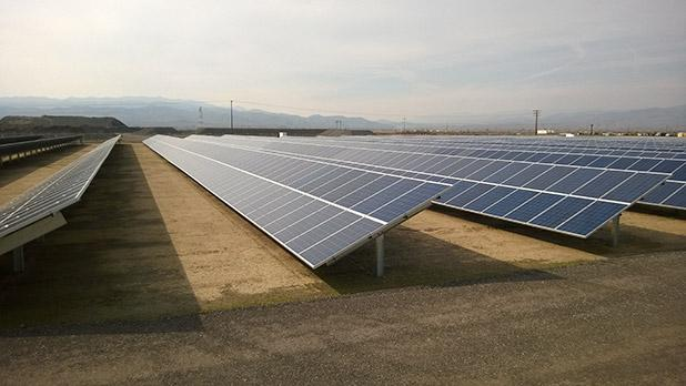 Commercial Solar Ground Mount