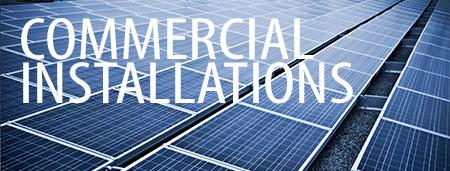 Commercial Solar Installations