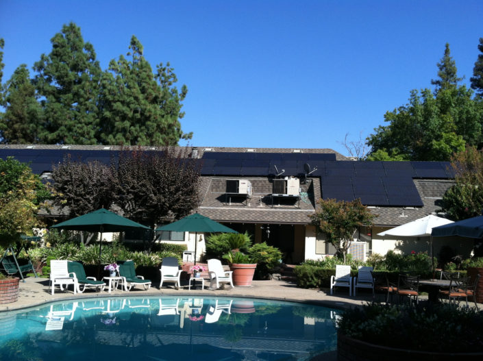 solar electricity