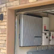Home Battery Install
