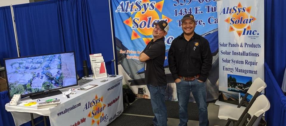 AltSys Solar Team